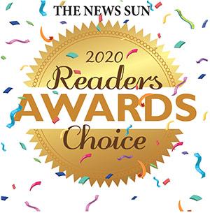 News-Sun 2020 Reader's Choice Award